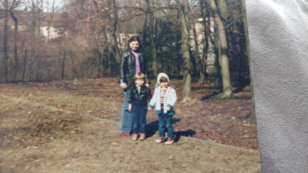 Ibi, Damian and Krisztina